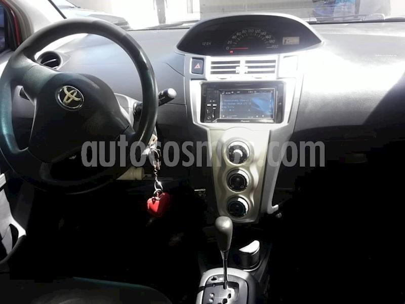 foto Toyota Yaris Sol Auto. usado