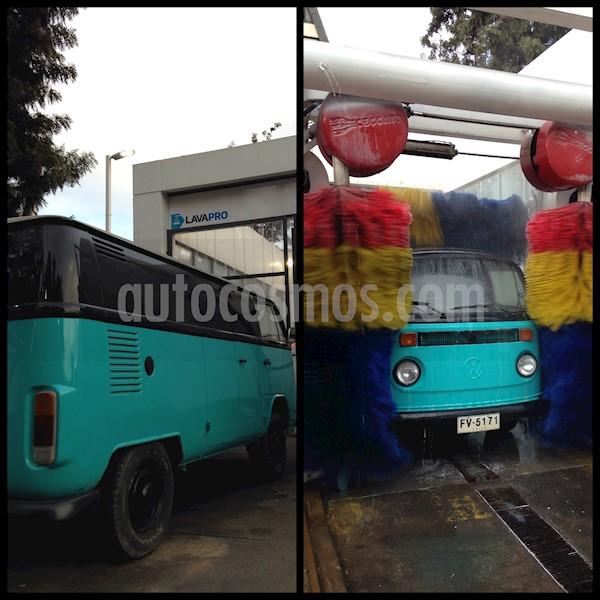 foto Volkswagen 211 Kombi usado