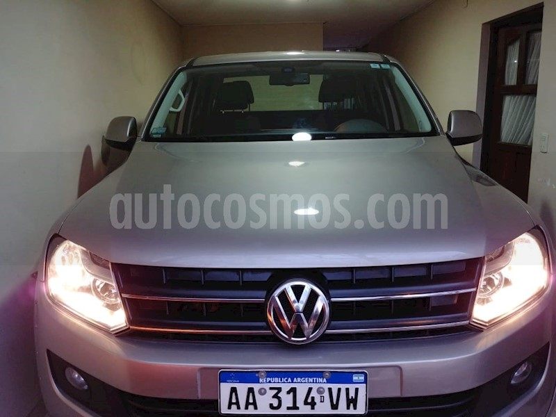 foto Volkswagen Amarok DC 4x2 Trendline (180Cv) Aut usado