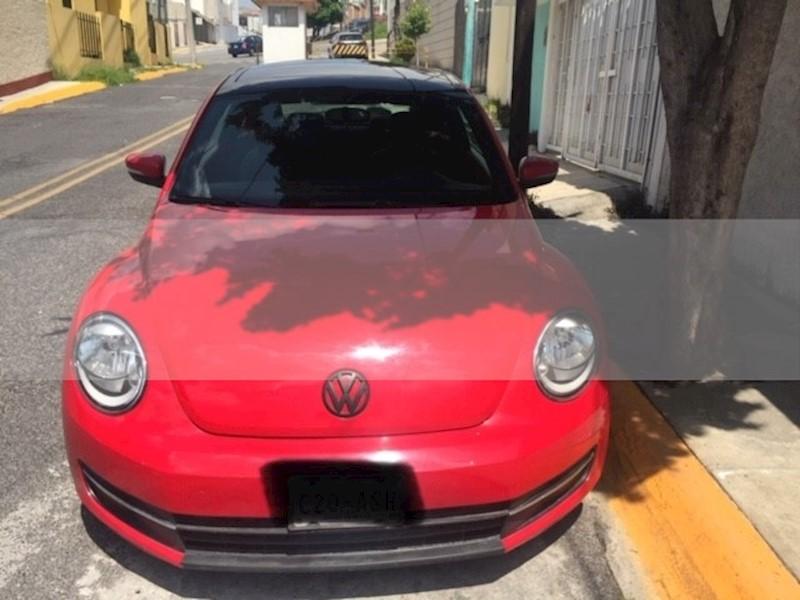 foto Volkswagen Beetle Turbo R Aut usado