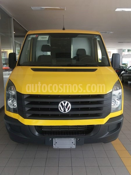 foto Volkswagen Crafter Cargo Van 3.88 Ton usado