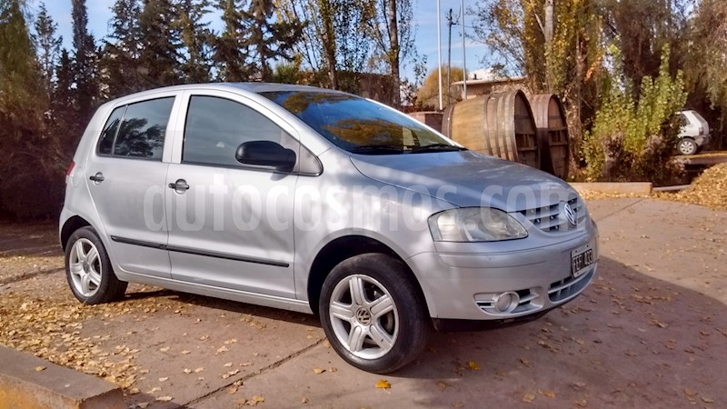 foto Volkswagen Fox 5P Route usado