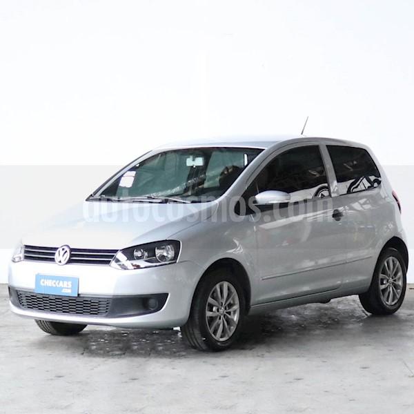 foto Volkswagen Fox 3P Comfortline Pack usado (2012) color Gris Urano precio $380.000