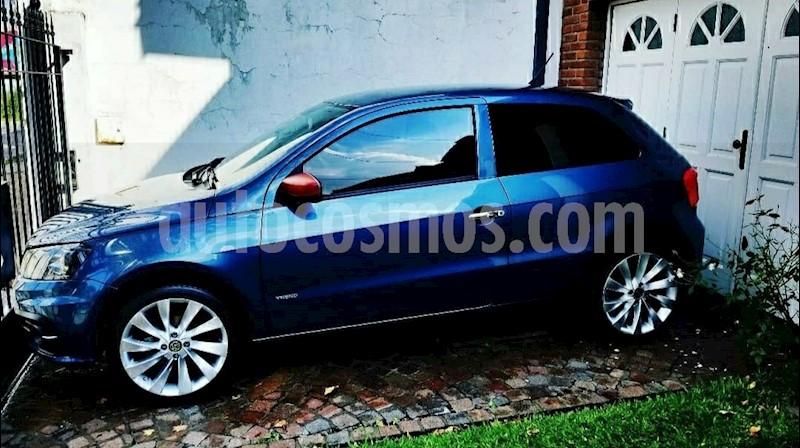 foto Volkswagen Gol Trend 3P Trendline usado