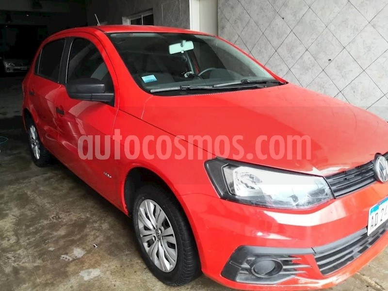 foto Volkswagen Gol Trend 5P Comfortline usado
