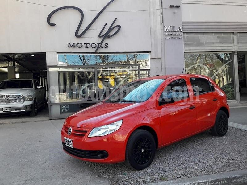 foto Volkswagen Gol Trend 5P Pack I usado