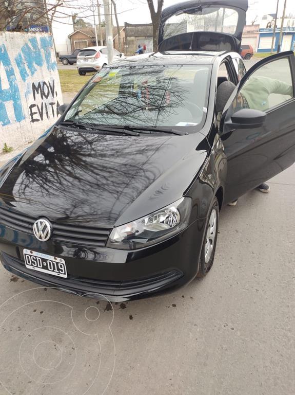 foto Volkswagen Gol Trend 3P Serie usado (2015) color Negro precio $1.100.000