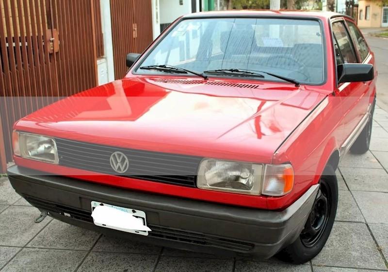 foto Volkswagen Gol 3P 1.6 GL Ac usado