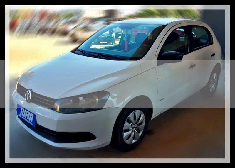 foto Volkswagen Gol 5P 1.6 GL Plus usado