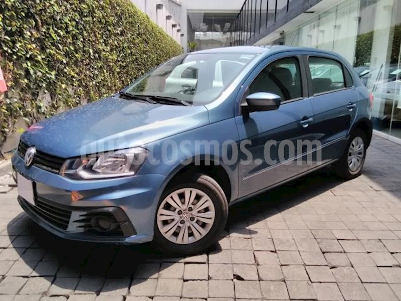 foto Volkswagen Gol 5p Trendline L4/1.6 Man usado