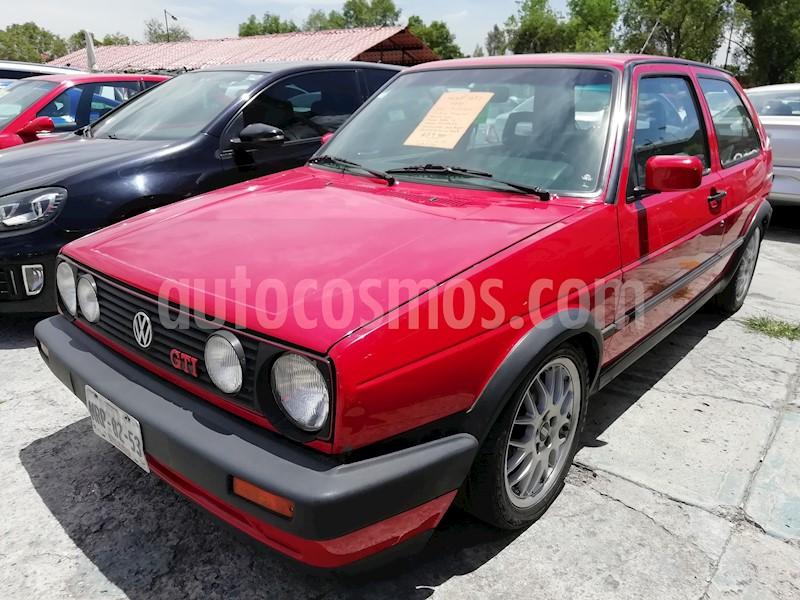 foto Volkswagen Golf GTi A2 2.0L usado
