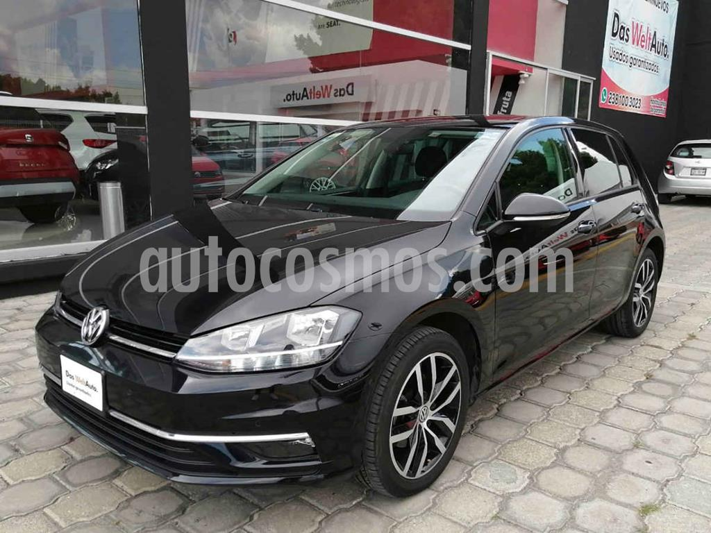 foto Volkswagen Golf Highline DSG usado (2019) color Negro precio $364,521