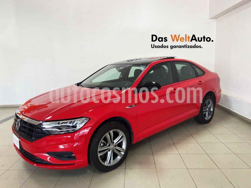 foto Volkswagen Jetta R-Line Tiptronic usado (2019) color Rojo precio $344,277