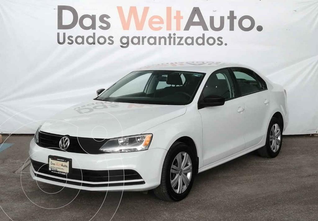 foto Volkswagen Jetta 2.0 usado (2018) color Blanco precio $234,900