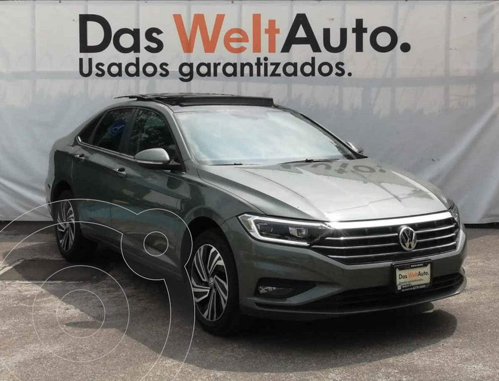 foto Volkswagen Jetta Highline Tiptronic usado (2019) color Gris precio $419,000