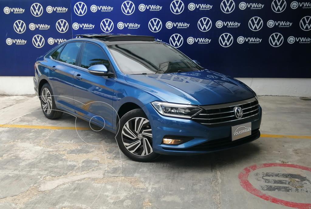 foto Volkswagen Jetta Highline Tiptronic usado (2019) color Azul precio $350,000