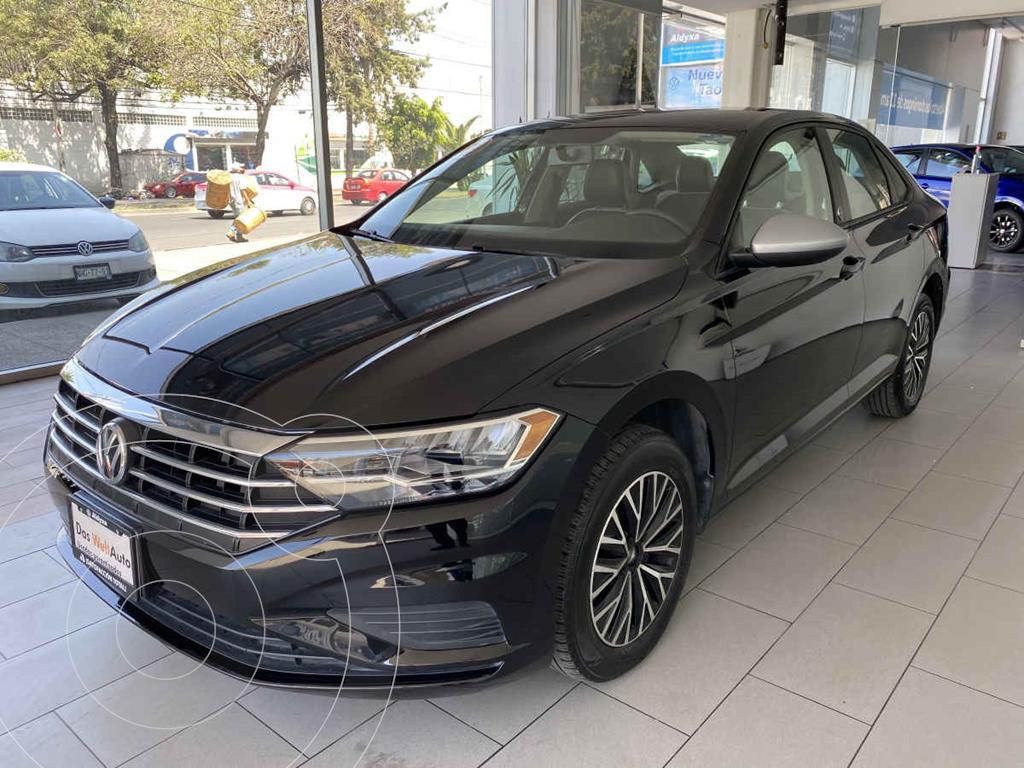 foto Volkswagen Jetta Wolfsburg Edition usado (2020) color Negro precio $340,000