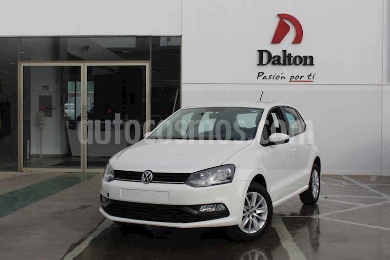 foto Volkswagen Polo Hatchback 1.6L Aut usado (2018) color Blanco precio $177,000