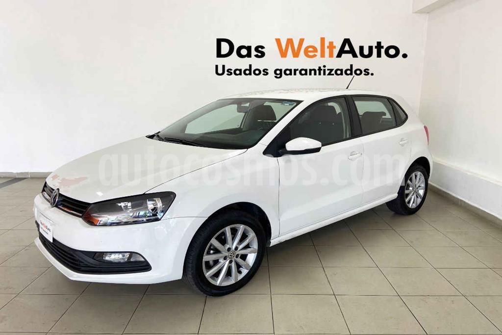 foto Volkswagen Polo Design & Sound usado (2019) color Blanco precio $199,088