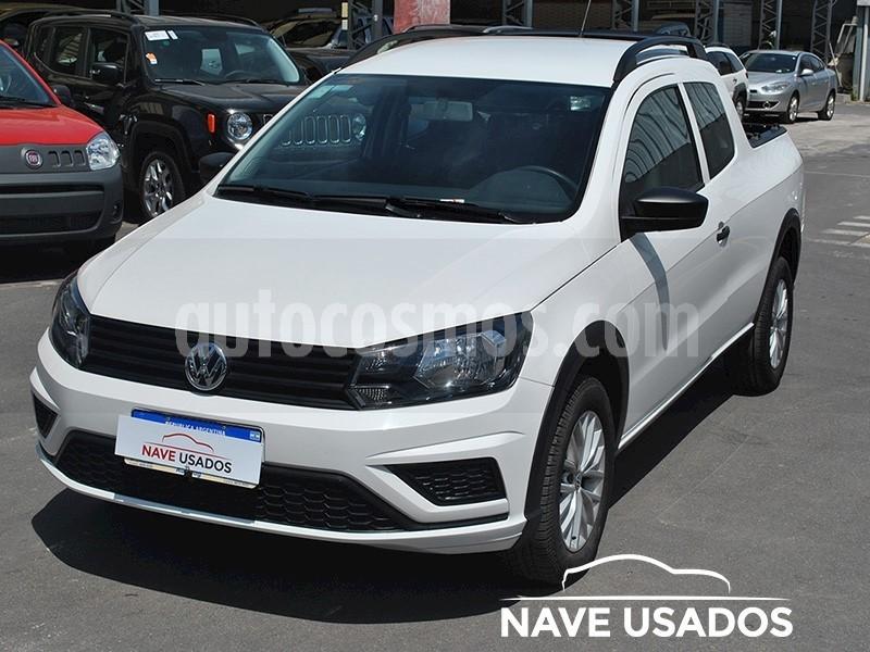foto Volkswagen Saveiro 1.6 Cabina Doble Pack High usado