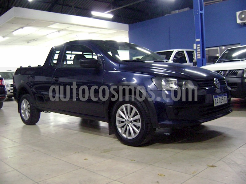 foto Volkswagen Saveiro 1.6 Cabina Simple usado