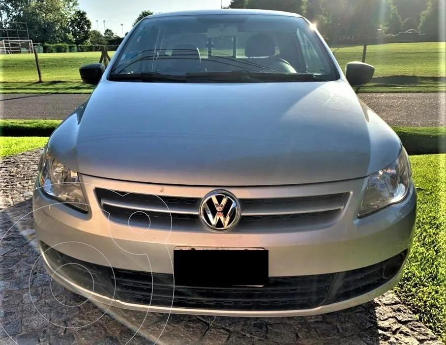 volkswagen saveiro 1.6 ce 101cv pack electr. usado 2012 color gris precio u s7.500