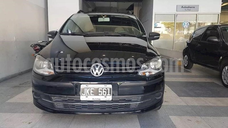 foto Volkswagen Suran 1.6 Trendline I-Motion usado