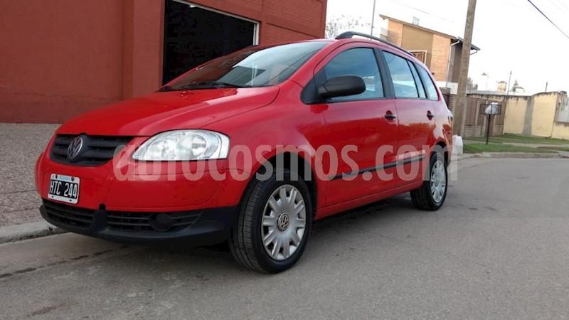 foto Volkswagen Suran 1.9 Highline SDI usado