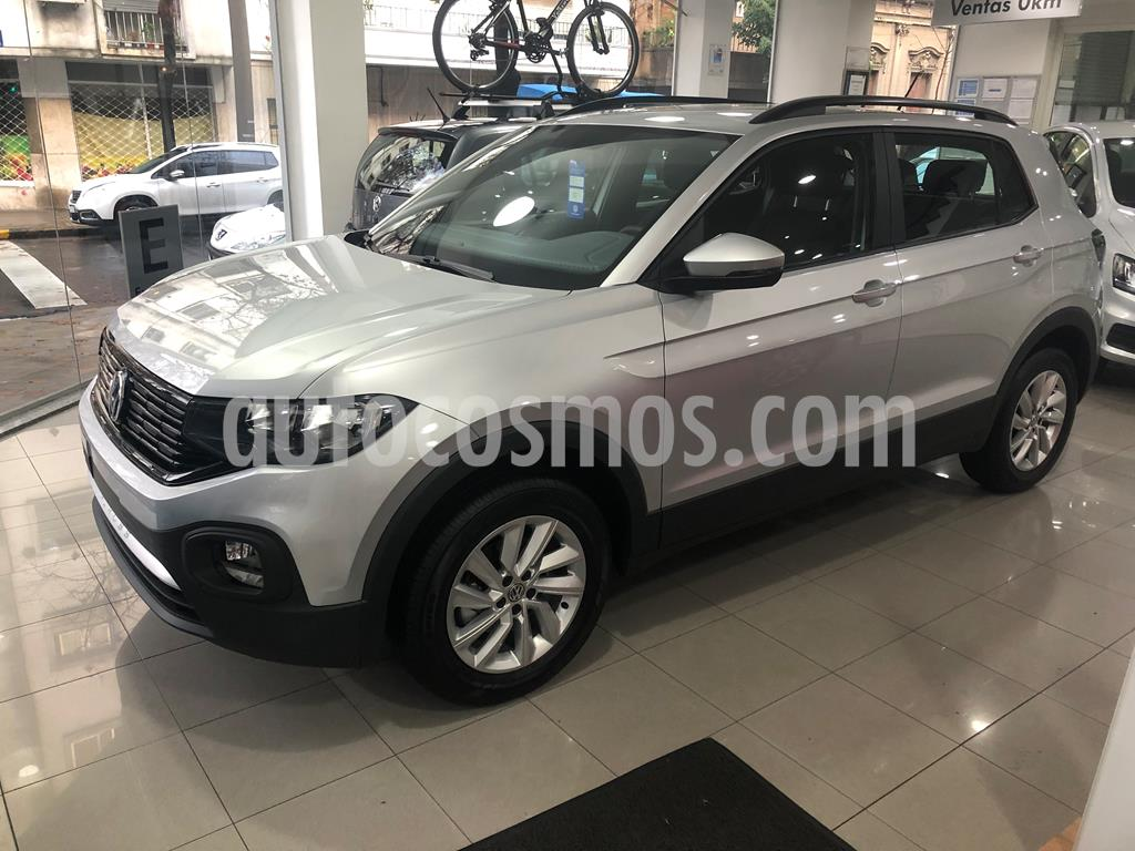 foto Volkswagen T-Cross Trendline nuevo color Gris Platino precio $2.000.000