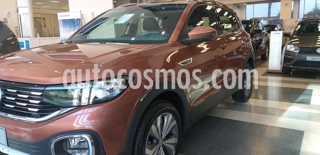 foto Volkswagen T-Cross Highline 200 TSi Aut nuevo color Bronce precio $4.370.000