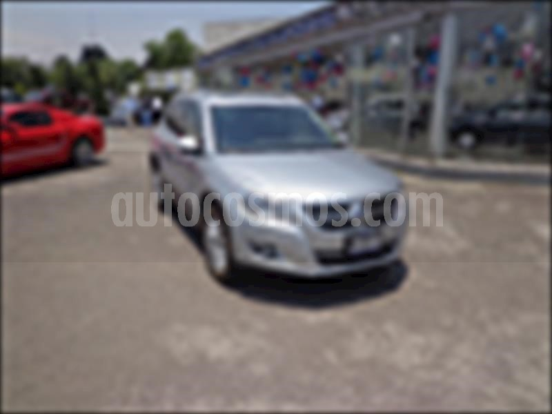foto Volkswagen Tiguan 5P TRACK & FUN TIPTRONIC CLIMATRONIC Q/C PIEL usado