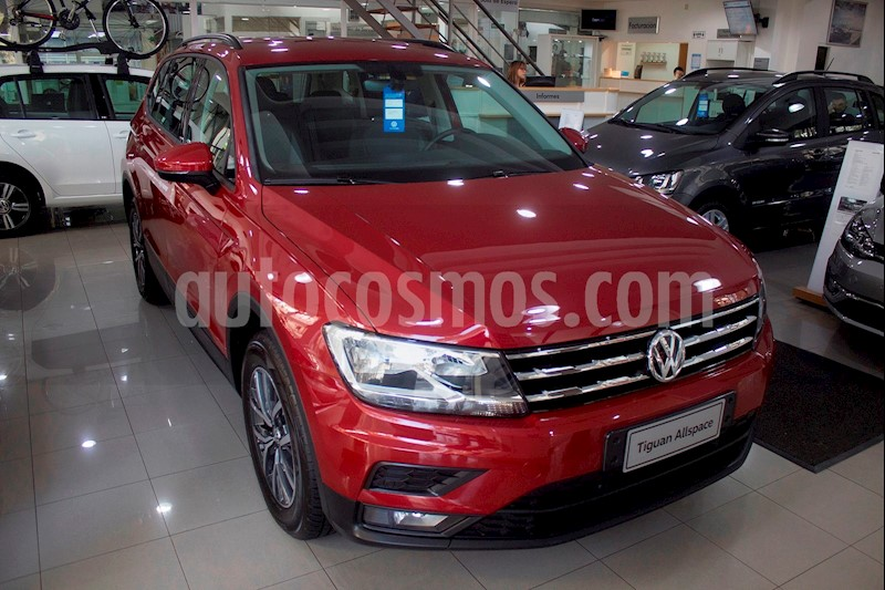foto Volkswagen Tiguan Allspace 1.4 Trendline Aut nuevo
