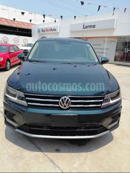 foto Volkswagen Tiguan Comfortline 5 Asientos Piel usado