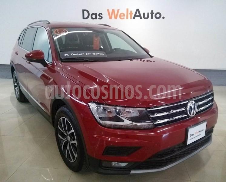 foto Volkswagen Tiguan Comfortline 7 Asientos Tela usado