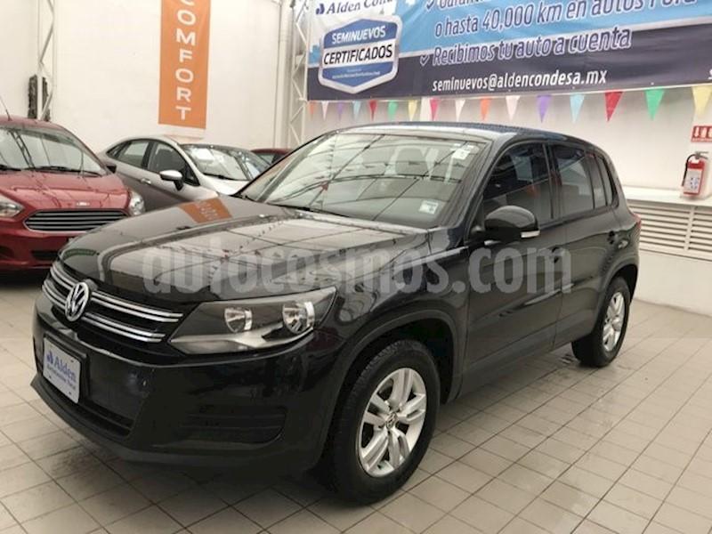 foto Volkswagen Tiguan Confortline Seminuevo