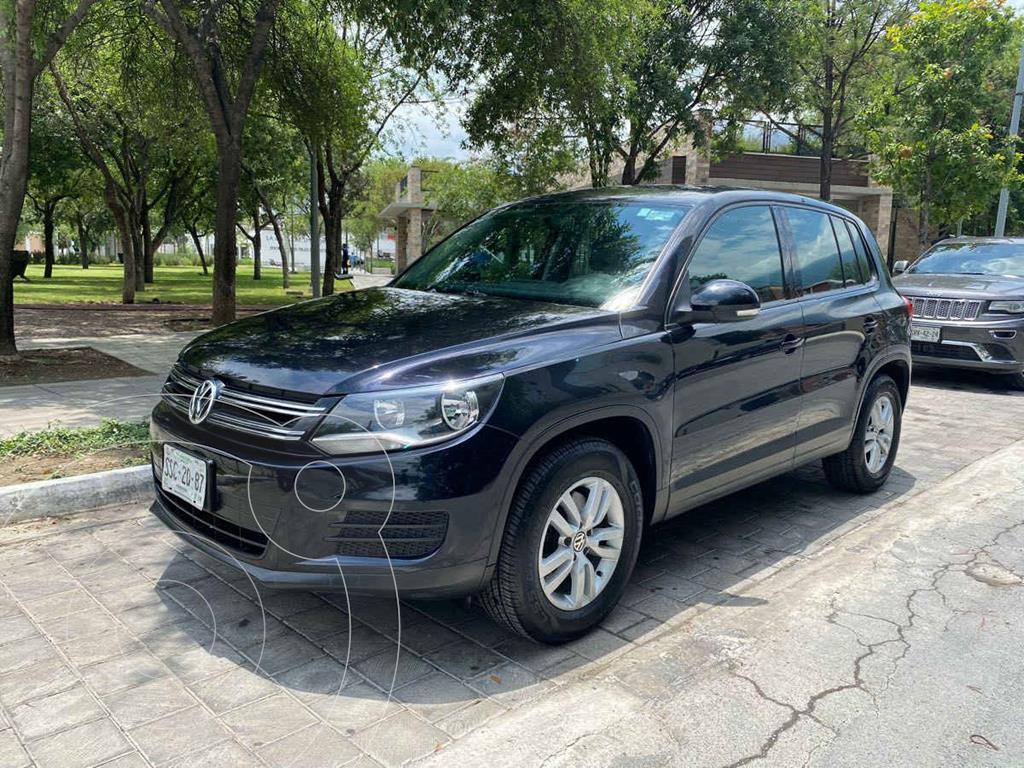 foto Volkswagen Tiguan Track & Fun usado (2012) color Negro precio $199,900