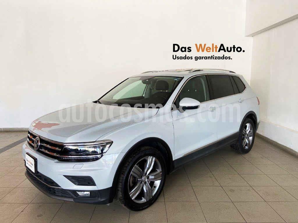 foto Volkswagen Tiguan Versión usado (2018) color Blanco precio $439,995