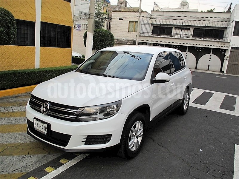 foto Volkswagen Tiguan Tiptronic Seminuevo