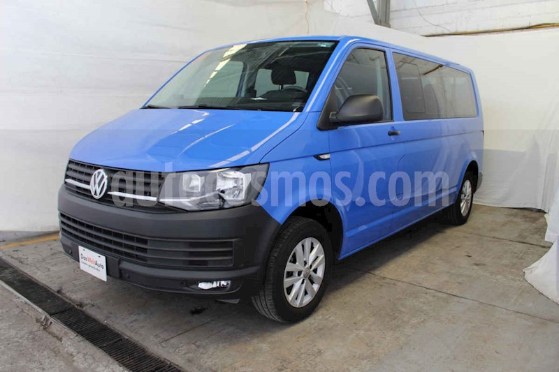 foto Volkswagen Transporter Pasajeros Aut usado