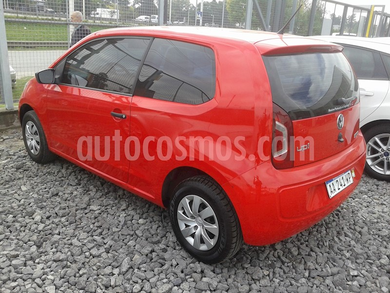 foto Volkswagen up! 3P 1.0 take up! usado