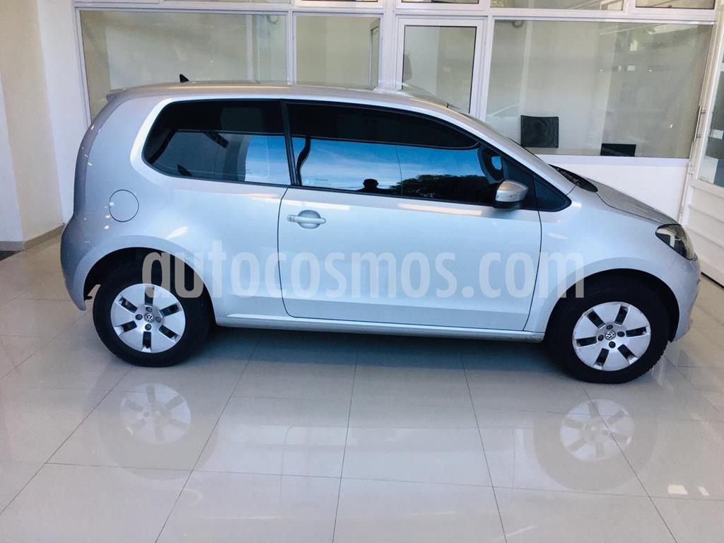 foto Volkswagen up! 3P 1.0 move up! usado (2015) color Gris Cuarzo precio $519.000