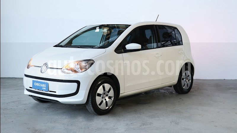 foto Volkswagen up! 5P 1.0 move up! usado (2015) color Blanco Cristal precio $440.000