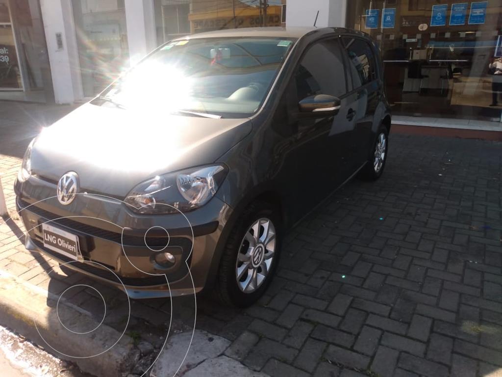 foto Volkswagen up! 5P 1.0 high up! usado (2015) color Gris Cuarzo precio $950.000