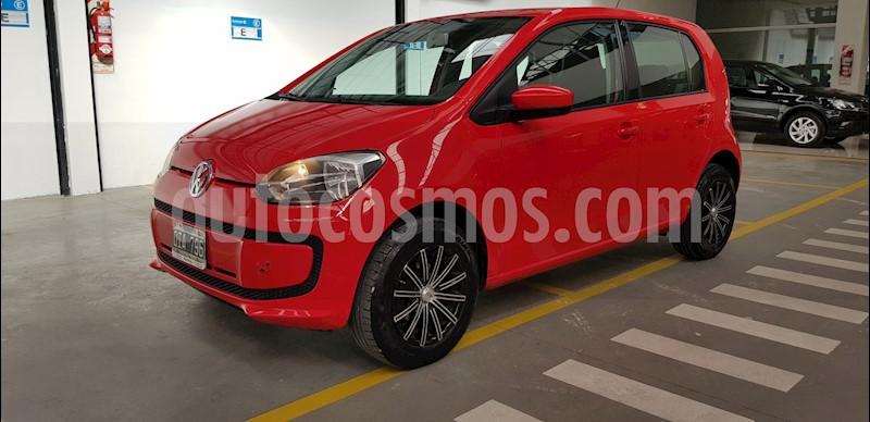 foto Volkswagen up! 5P 1.0 move up! usado (2014) color Rojo Flash precio $520.000