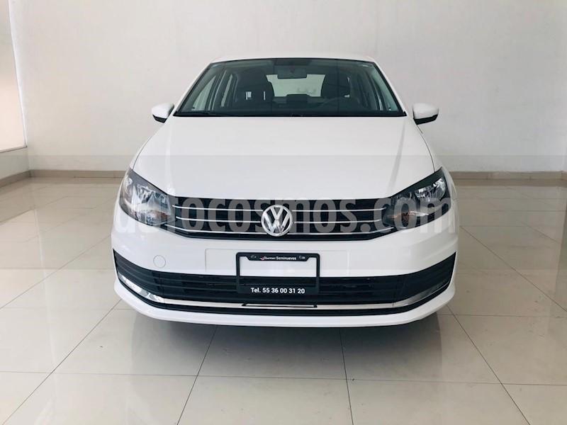 Volkswagen Vento Comfortline Usado 2019 Color Blanco Candy Precio