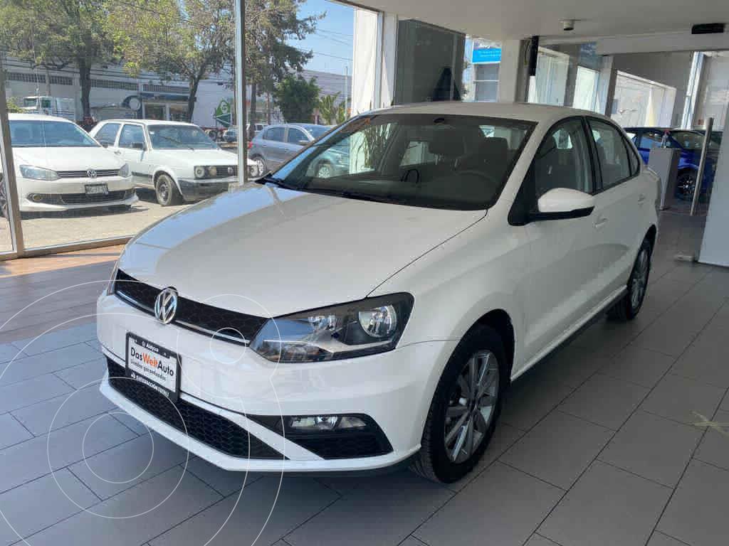 foto Volkswagen Vento Comfortline Plus Aut usado (2020) color Blanco precio $280,000