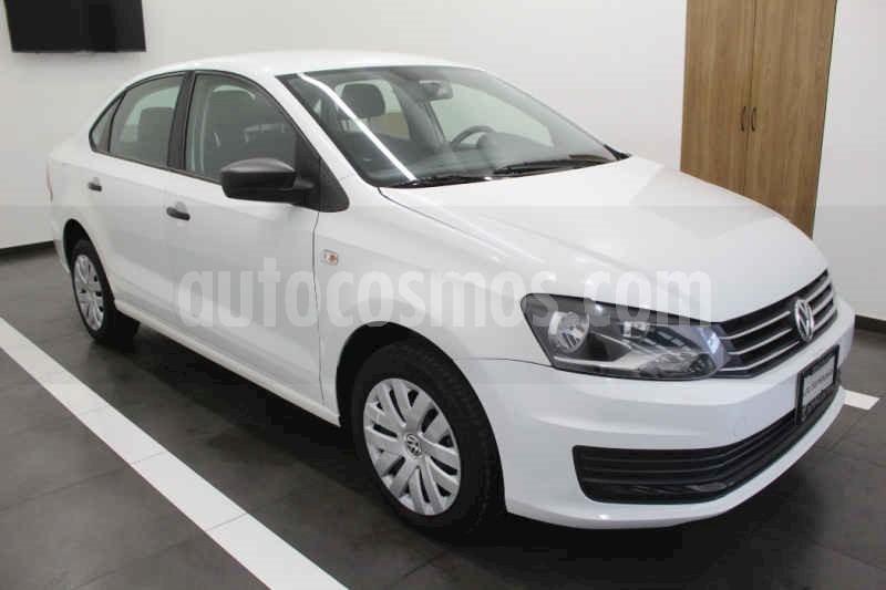 foto Volkswagen Vento Startline Aut usado (2017) color Blanco precio $179,000