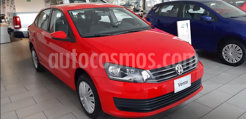 foto Volkswagen Vento Startline nuevo