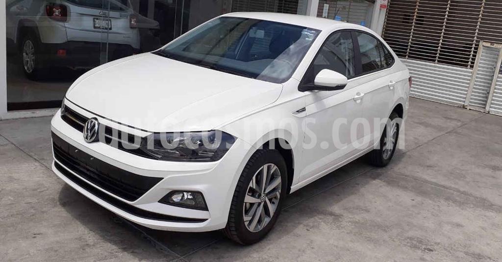 foto Volkswagen Virtus 1.6L usado (2020) color Blanco precio $239,900