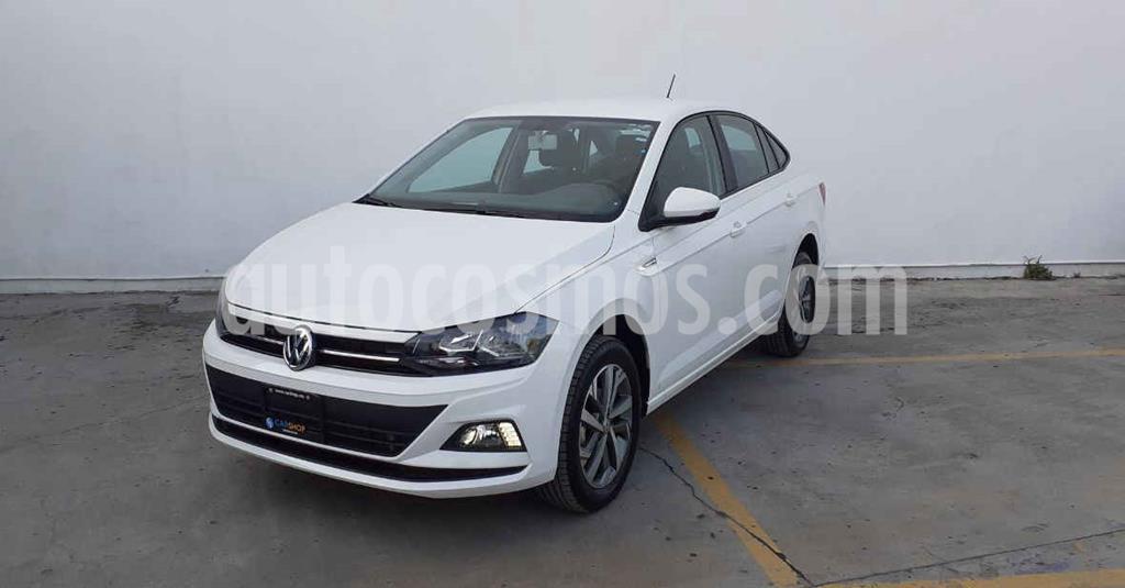 foto Volkswagen Virtus 1.6L Aut usado (2020) color Blanco precio $239,900
